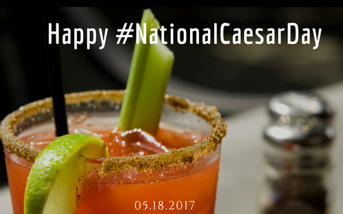 Celebrating Canada this National Caesar Day